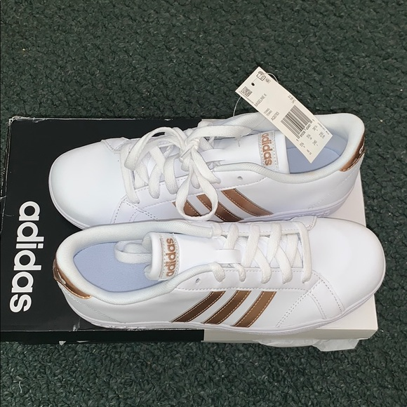 Adidas Baseline Sneaker Rose Gold NWT!!! NWT